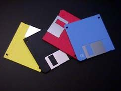 Diskette Duplication Services